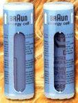 Braun CT 2 plynové bombičky velké