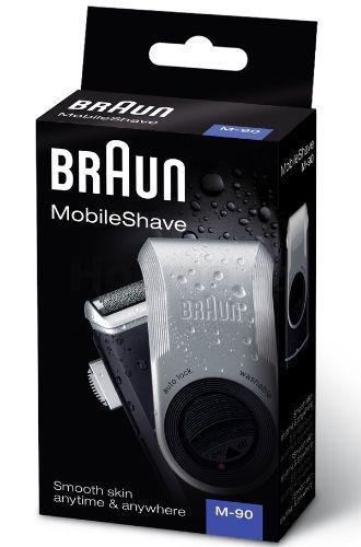 Braun Mobil GO M-90 bateriový/tužkové baterie AA LR6