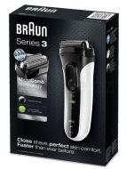 Braun Series 3 3020s white