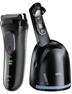 Braun Series 3 3050 CC black