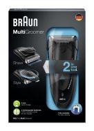 Braun stylingový holící strojek/zastřihovač MG 5010