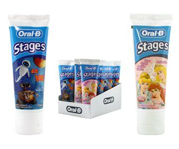 Oral-B dětská zubní pasta Stages