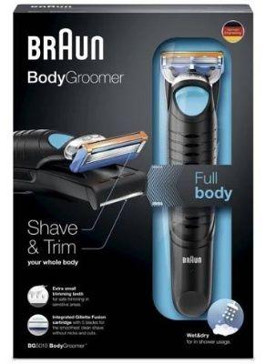 Braun Body Groomer BG 5010 Zastřihovač chloupků