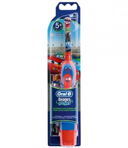 Braun DB 4 bateriový zubní kartáček dětský