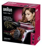 Braun Satin Hair color HD 770