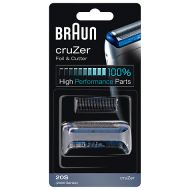 Planžeta + břit Braun CruZer 2000, FreeControl/MultiGroomer 1000 / 20S/10B