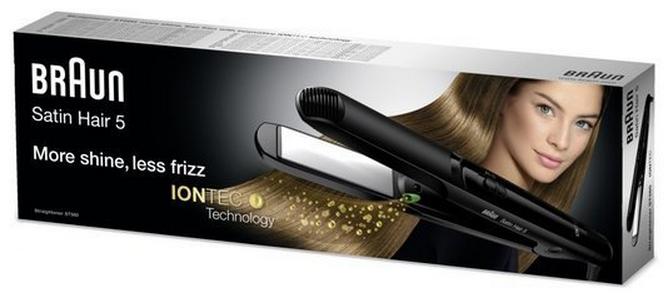 Žehlička na vlasy Satin Hair 5 ST 560