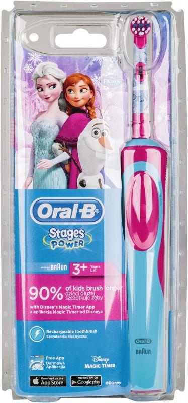 Zubní kartáček Oral-B D12 Kids Frozen
