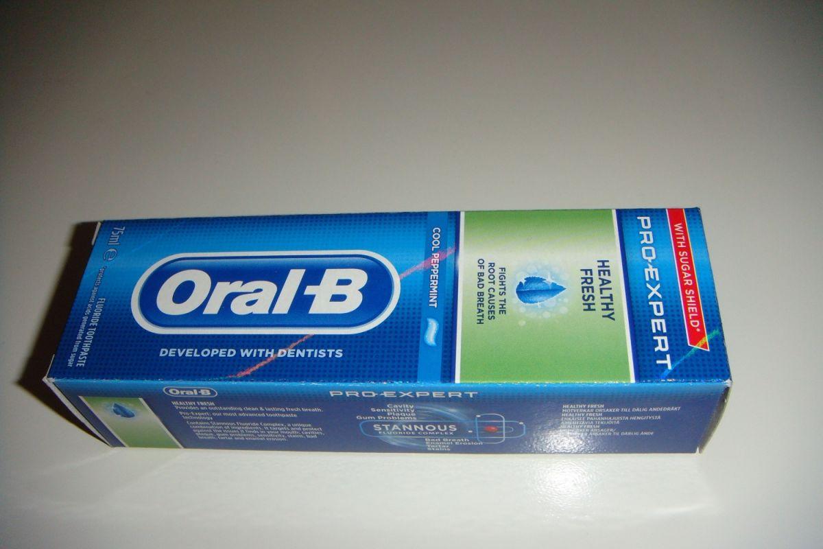 Zubní pasta Oral-B PRO-EXPERT