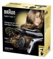 Braun Satin Hair 7 Pro Ionic HD 730