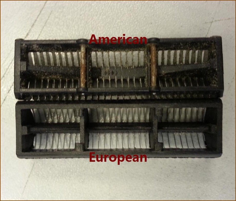 Břitový blok Micron Universal 5-410-791 USA