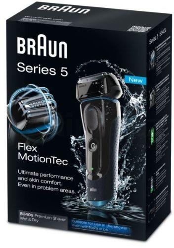 Braun series 5 5040x W&D z výstavy