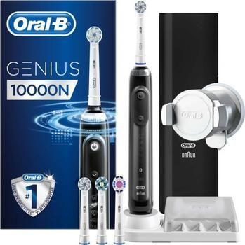 Zubní kartáček Oral-B Genius 10000N black