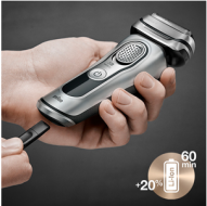 Braun Series 9 9385 cc W&D graphite