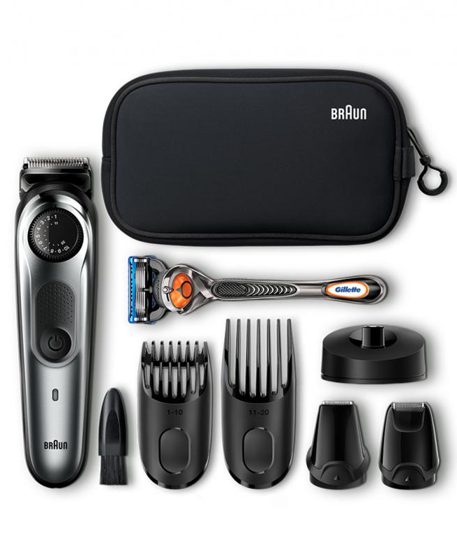Braun BT 7940 TS zastřihovač vlasů a vousů