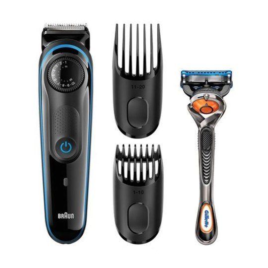 Braun MGK 3040 zastřihovač vlasů a vousů