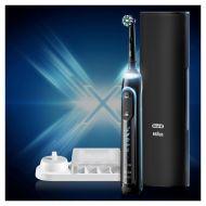 Braun Oral-B Genius X 20000N Black zubní kartáčekČištění zubů s elektrickým kartáček Braun Oral-B Genius X 20000N posune čištění zase o kousek dál. Inteligentní technologie kartáčku rozpozná, jak si čistíte zuby a v aplikaci v chytrém telefonu ukáže,
