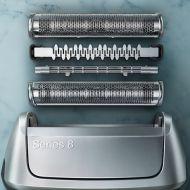 Braun Series 8-8365CC Wet&Dry