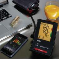 Braun tlakoměr ExactFit 5 BP6200