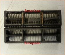 Břitový blok Micron Universal 5-410-791 EU