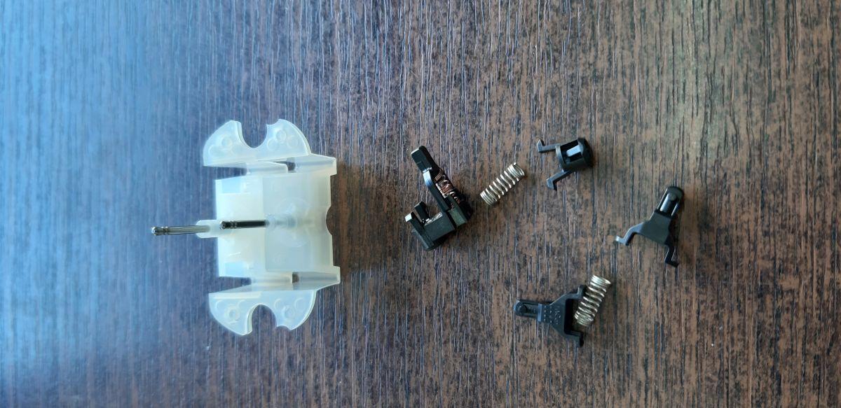 Sada unašečů pod planžetu 32S/B a 21B series 3
