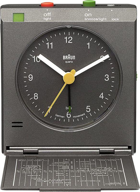 Budík Braun BNC005
