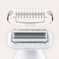 Náhradní holicí planžeta s nožem do hlavice na holení pro silk-épil 9 Flex